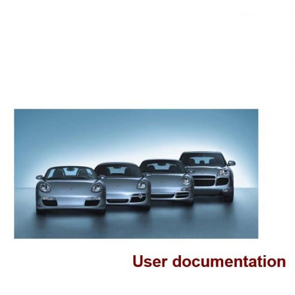 Porsche Piwis Tester 2 User Manual