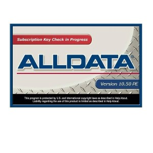 Alldata 10.50 Newest Version 500G External HDD