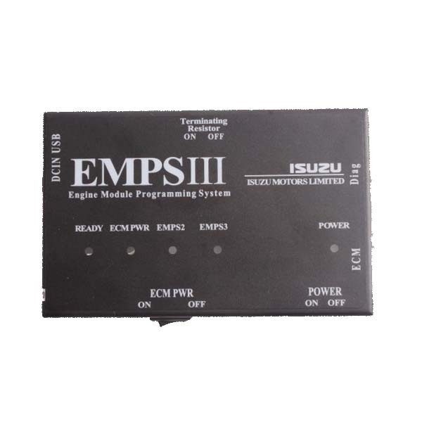 ISUZU EMPSIII Truck Scanner For Diagnostic Only