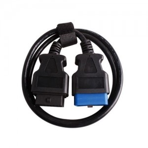 OBD2 Extension Cable For BMW ICOM OBDII Extend Cable 16pin Male To 16pin Female
