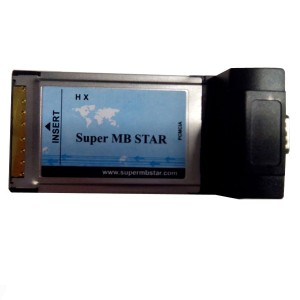 PCMCIA TO RS232/Serial Port Card (High Speed)