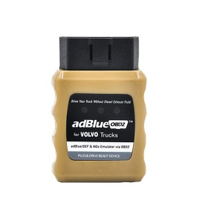 Truck AdblueOBD2 Emulator for Volvo Plug and Drive Ready Device by OBD2