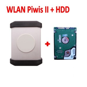 WLAN Piwis II With Software HDD (CF19/CF30) WIFI Porsche Piwis 2 Tester