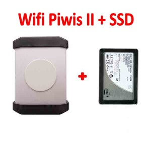 Piwis Tester II Wireless + 160GB SSD Wifi Porsche Piwis 2