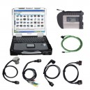 SD Connect C4 WIFI With Laptop Benz Diagnostic Tool