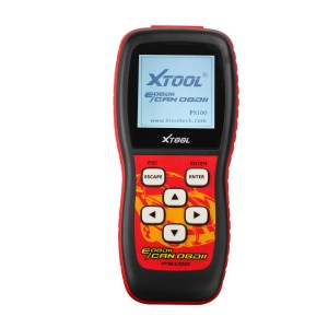 Original XTOOL PS100 OBDII Can Scanner Auto Code Reader Update Online