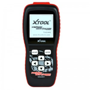 XTOOL VAG401 VW/AUDI/SEAT/SKODA ABS SRS Engine Trouble Code Reader