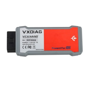 VXDIAG VCX NANO for Ford Mazda 2 in 1 with IDS V100.01