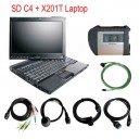 SD C4 With Laptop Lenovo X201T Win7 SD Connect Compact 4