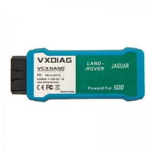 WIFI VXDIAG VCX NANO JLR for Land Rover and Jaguar Software V143