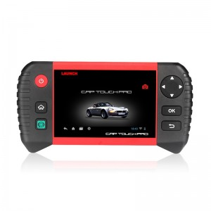 Launch Creader CRP Touch Pro Android Diagnostic Tool