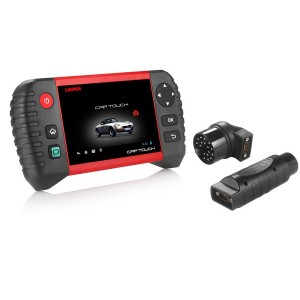 Launch CRP Touch Pro with BENZ BMW Connector Car Diagnostic Service Reset Tool