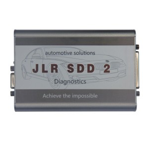 JLR SDD2 Diagnose and Key Programming Tool for Landrover and Jaguar