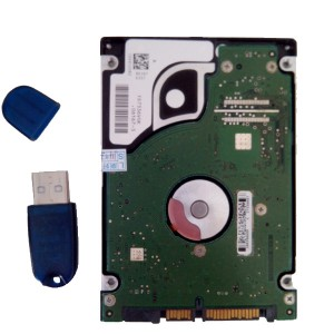 SD CONNECT C4 Software HDD For Mercedes Benz