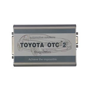TOYOTA OTC 2 for Toyota and Lexus Diagnose and Programming (Update Version of Toyota Tester IT2)