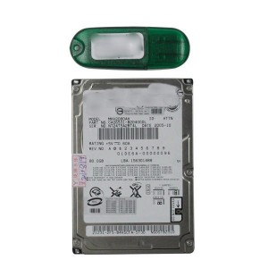 Benz SD Connect C4 Software D630 HDD