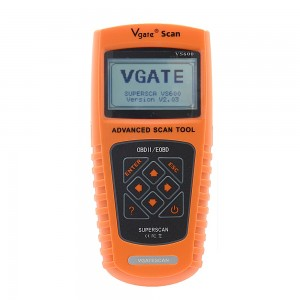 Vgate VS600 Scan Tool Universal Car OBDII EOBD Code Reader Scanner