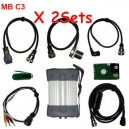 Mercedes Benz MB Star Compact3 With D630 HDD 2Sets