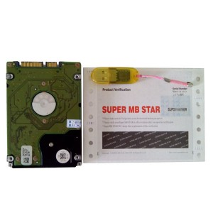 Super MB Star Top Software Dell D630 HDD
