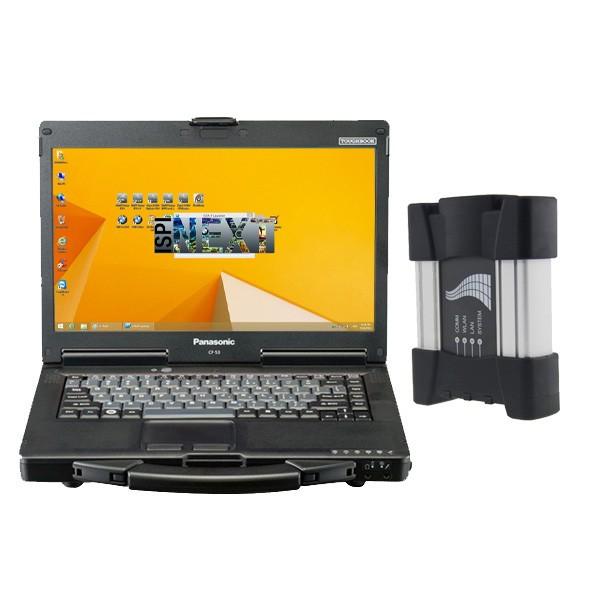 ICOM NEXT Plus Panasonic CF53 Laptop
