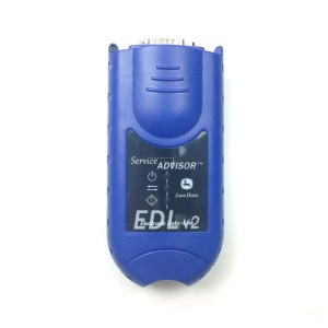 John Deere Diagnostic Kit Service Advisor Electronic Data Link EDL V2