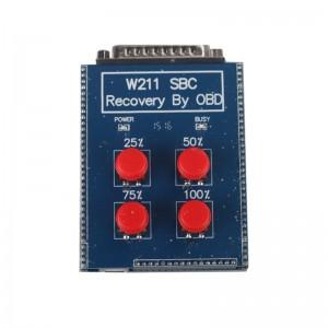 W211 R230 ABS SBC Tool for Mercedes Benz Repair Code C249F