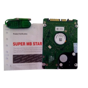 Super MB Star Plus Software HDD