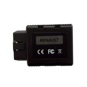 Renault-COM Bluetooth Scanner Support Diagnostic and Programming Replacement of Renault Can Clip