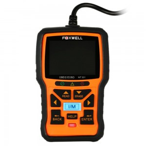 Foxwell NT301 CAN OBDII/EOBD Car Code Reader Diagnostic Scan Tool