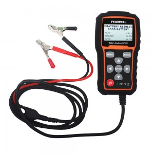 Foxwell BT-705 Battery Analyzer Tool 12V 24V Car Battery Tester BT705