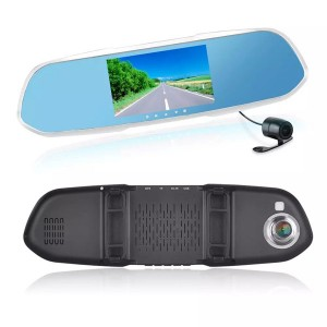 DR201 Car Detector DVR