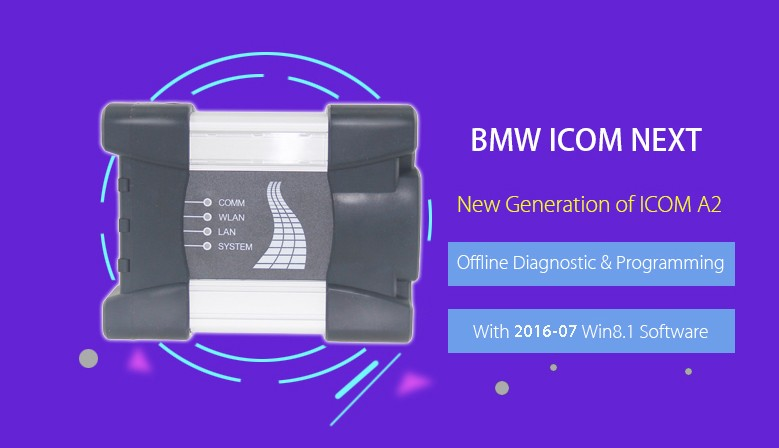BMW ICOM Next