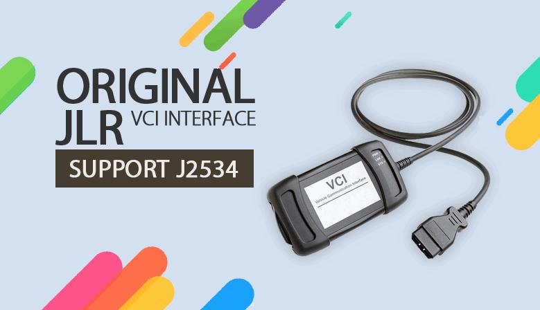 Original JLR VCI Device